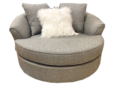 Sugarshack Platinum Nest Chair, Made in Canada 🇨🇦 | Calgary's Furniture Store