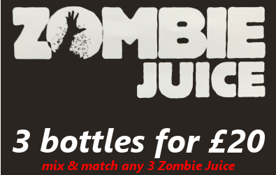Zombie Juice e-liquid - 90ml for £20 - Free UK Delivery
