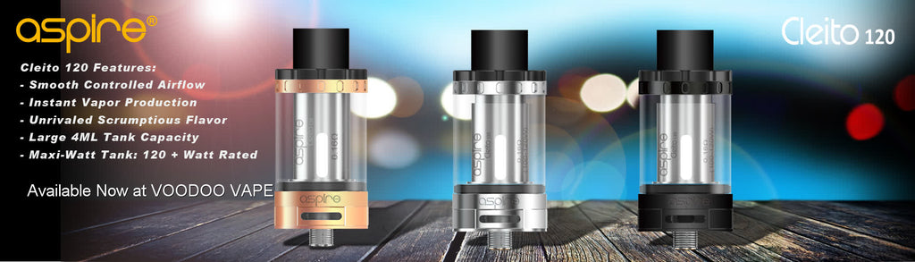 Aspire-Cleito-120 UK-Tank-Coils, 120-RTA-Cleito 120-Drip-Tips - Free-UK-Delivery-sub-ohm-tank-clearomizer-black-stainless-steel-4ml-25mm-diameter (11)
