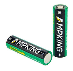 AMPKING AKVTC6 18650 High-Drain Battery - 3000mAh 40A