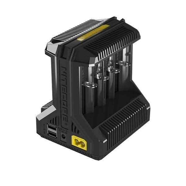 Nitecore New i8 Multi-Slot IntelliCharger-ACCESSORIES-Nitecore-Voodoo Vape