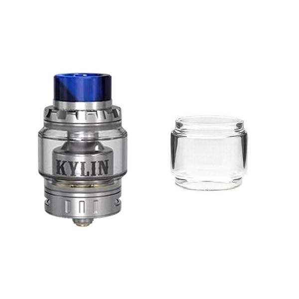Vandy Vape Kylin Mini RTA Bubble Glass-ACCESSORIES-Vandy Vape-Voodoo Vape