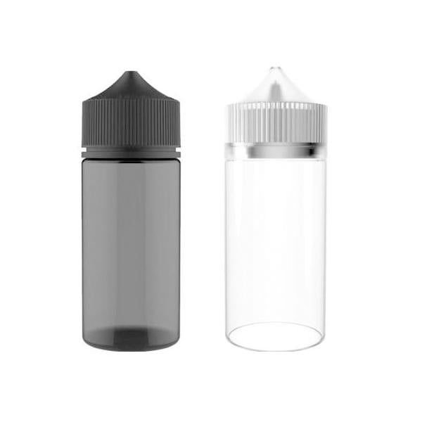 Chubby 100ML Empty E-liquid Bottle with Cap-E-Liquid-Chubby-Clear-Voodoo Vape