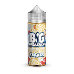 Big Breakfast 0mg 100ml shortfill (80VG/20PG)-E-Liquid-Big Breakfast-Clapton-Voodoo Vape