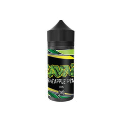 Flavair 0mg 100ml Shortfill (70VG/30PG)-E-Liquid-Flavair-blackcurrant-Voodoo Vape