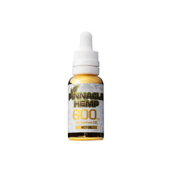 Pinnacle Hemp Full Spectrum MCT Oil 300mg CBD-CBD Products-Pinnacle-Voodoo Vape