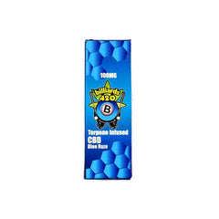 Billiards 420 Terpene CBD Disposable Vape Pen - Blue Haze 100mg-E-Liquid-Billiards 420-Voodoo Vape