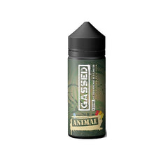 Gassed Ultra Premium 0mg 120ml Shortfill (70VG/30PG)-E-Liquid-Gassed-Long Weekend-Voodoo Vape