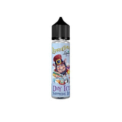 Leprechaun Dry Ice 60ml (40ml Shortfill + 2 x 10ml Nic Shots) (70VG/30PG)-E-Liquid-Leprechaun Liquids-Ruby Ice-Voodoo Vape