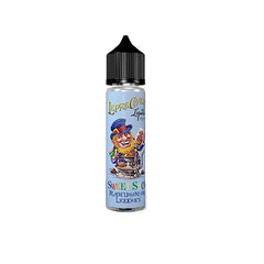 Leprechaun Sweet Shop 60ml (40ml Shortfill + 2 x 10ml Nic Shots) (70VG/30PG)-E-Liquid-Leprechaun Liquids-Drumsticks-Voodoo Vape
