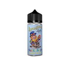 Leprechaun Sweet Shop 120ml (80ml Shortfill + 4 x 10ml Nic Shots) (70VG/30PG)-E-Liquid-Leprechaun Liquids-Drumsticks-Voodoo Vape
