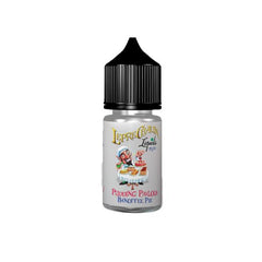 Leprechaun Pudding Parlour 30ml (20ml Shortfill + 1 x 10ml Nic Shots) (70VG/30PG)-E-Liquid-Leprechaun Liquids-Strawberry Cheesecake-Voodoo Vape