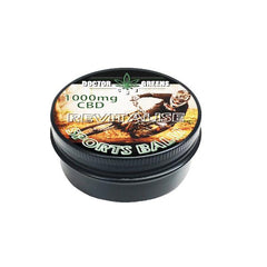 Doctor Green's 1000mg CBD Sports Balm 50ml - Revitalise-CBD Products-Doctor Green's-Voodoo Vape