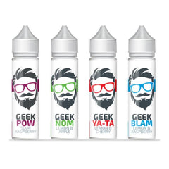 Geek Juice 0mg 50ml Shortfill (70VG/30PG)-Vaping Products-Voodoo Vape