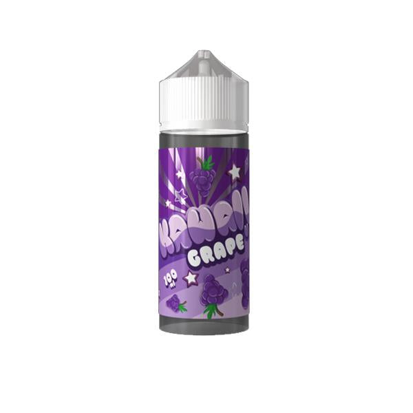Kawaii 0mg 100ml Shortfill (70VG/30PG)-Vaping Products-Voodoo Vape