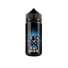 Black Widow 0mg 120ml Shortfill (50VG/50PG)