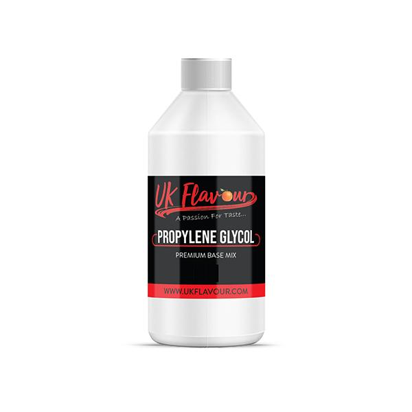 UK Flavour Premium Base Mix Propylene Glycol (PG) 250ml