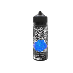 Big Clouds 0mg 100ml Shortfill (70VG/30PG)-E-Liquid-Big Clouds-Blue Slush-Voodoo Vape