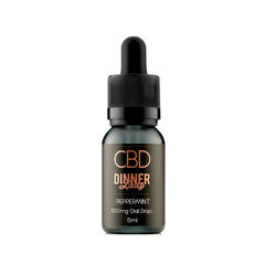 Dinner lady 1000mg CBD Oral drops 15ml-CBD Products-Dinner Lady-Tropical-Voodoo Vape