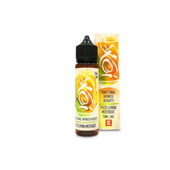 Koi by Element 0mg 50ml Shortfill (80VG/20PG)-E-Liquid-Element-Castella-Voodoo Vape