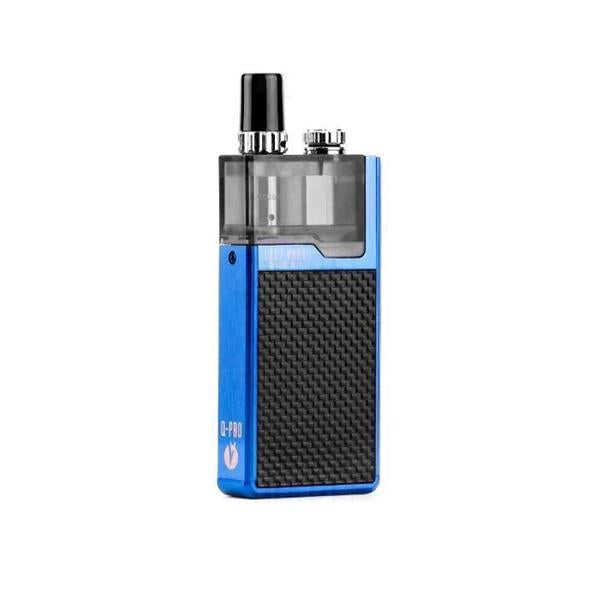 Lost Vape Q-Pro pod kit-Kits-Lost Vape-Blue / Black Weave-Voodoo Vape
