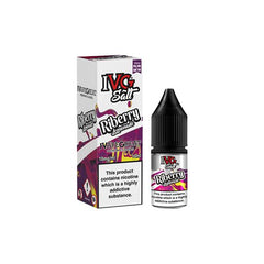 New! I VG Salt 10mg 10ml Nic Salt (50VG/50PG)-E-Liquid-I VG-Apple Berry Crumble-Voodoo Vape