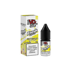 New! I VG Salt 20mg 10ml Nic Salt (50VG/50PG)-E-Liquid-I VG-Apple Berry Crumble-Voodoo Vape