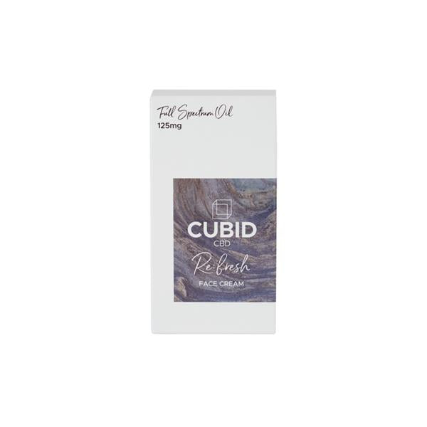 Cubid CBD 125mg Refresh 50ml Face Cream-CBD Products-Cubid-Voodoo Vape