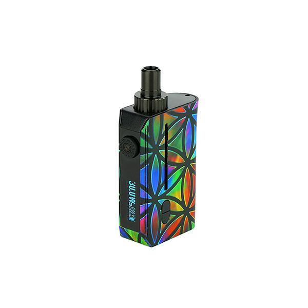 Squid Industries Squad Tank Atomizer Kit-Kits-Squid Industries-Flower Of Life-Voodoo Vape