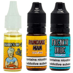 Vape Breakfast Classics Eliquid Range - 30ml / 10ml