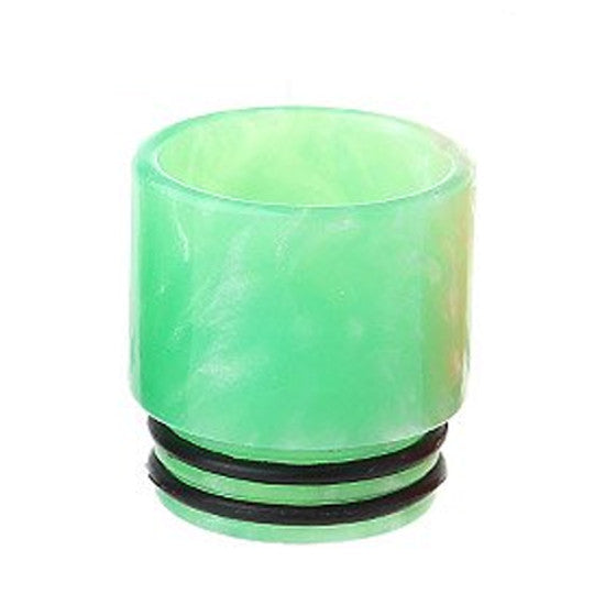 Resin Drip Tip - SMOK TFV8 / TFV12 /810 - Cloud Beast - Bright Green