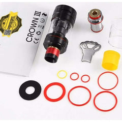 Original Uwell Crown 3 Replacement O-Ring / Seal Kit-ACCESSORIES-Uwell-Voodoo Vape