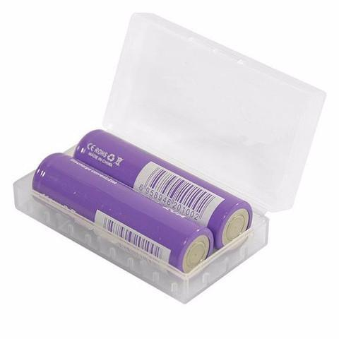 Basen ACCESSORIES Battery Case for 2 x 18650 Batteries