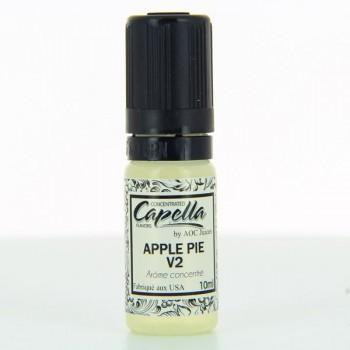 Capella E-LIQUID Apple Pie V2 - Capella Flavouring 30ml (3 x 10ml)