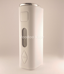 Silicone Cover for Eleaf iStick 20w & 30w - Various Colours-ACCESSORIES-Eleaf-White-Voodoo Vape