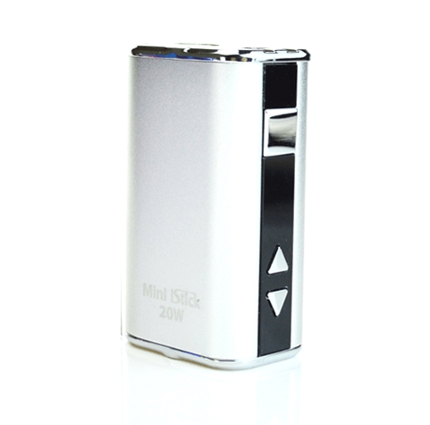 Eleaf BATTERIES & MODS Silver Eleaf iStick Mini - 10W LED Screen - 1050 mAh