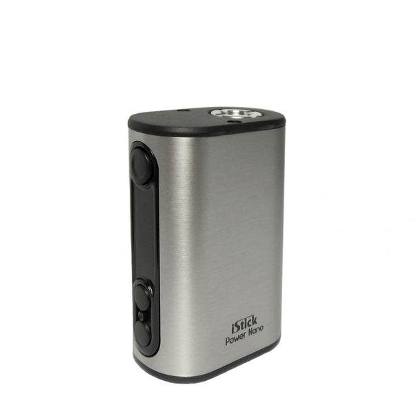 Eleaf iStick Power Nano 40W TC Mod-BATTERIES & MODS-Eleaf-Brushed Silver-Voodoo Vape