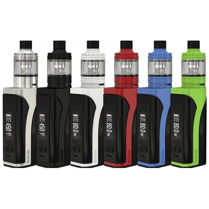 Eleaf kits Eleaf IKUUN i80 Kit w/ 4.5ml Melo 4 Tank