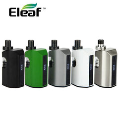 Original 100W Eleaf Aster RT Kit 4400mah - 3.8ml Melo RT 22 Tank-kits-Eleaf-Black Full Kit-Voodoo Vape