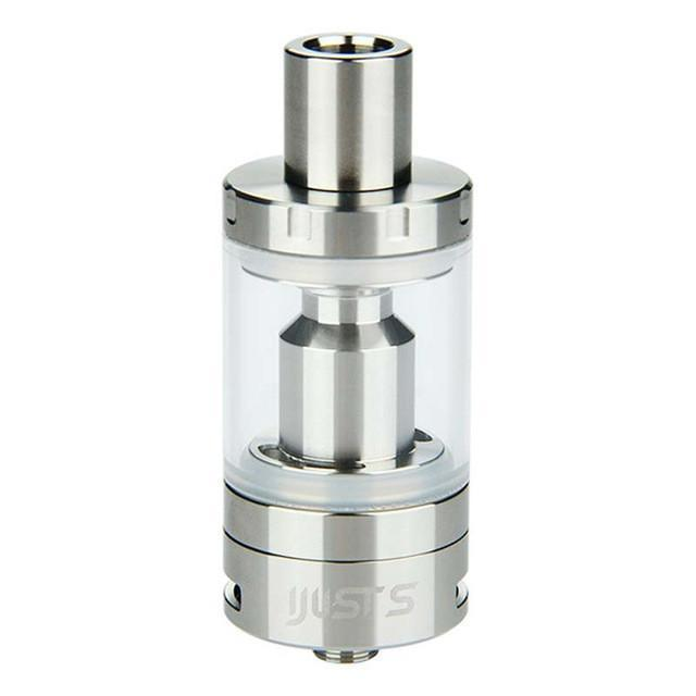 Eleaf TANKS Silver Eleaf iJust S Tank 4ml Capacity Atomiser with New 0.18ohm ECL Coil Head