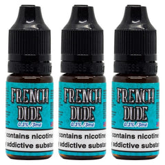 Vape Breakfast Classics Eliquid Range - 30ml / 10ml-E-LIQUID-Vape Breakfast Classics-French Dude-3MG-30ml (3 x 10ml)-Voodoo Vape