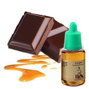 HANGSEN E-LIQUID Hangsen Chocolate Caramel e-liquid - 10ml