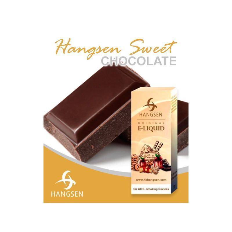 HANGSEN E-LIQUID Hangsen Chocolate E-Liquid - 10ml