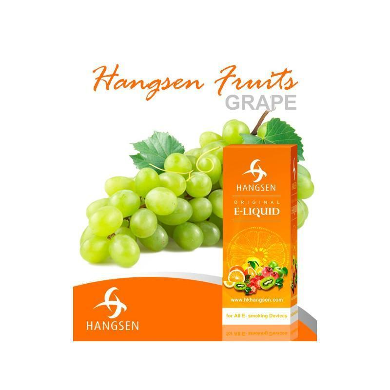 HANGSEN E-LIQUID Hangsen Grape E-Liquid - 10ml