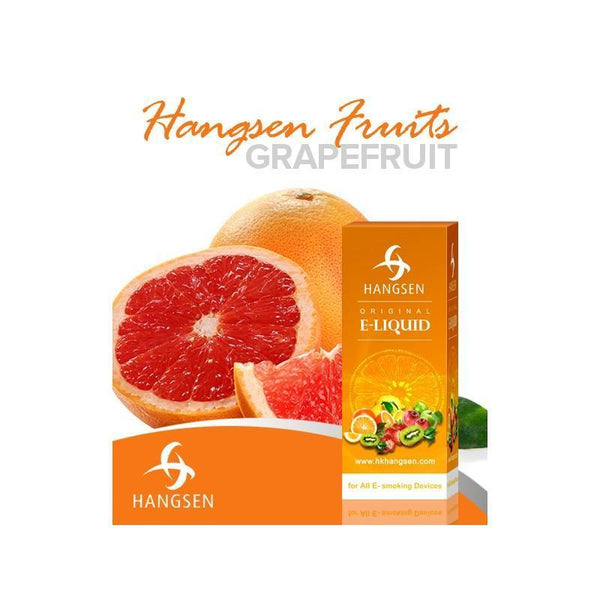 HANGSEN E-LIQUID Hangsen Grapefruit E-Liquid - 10ml