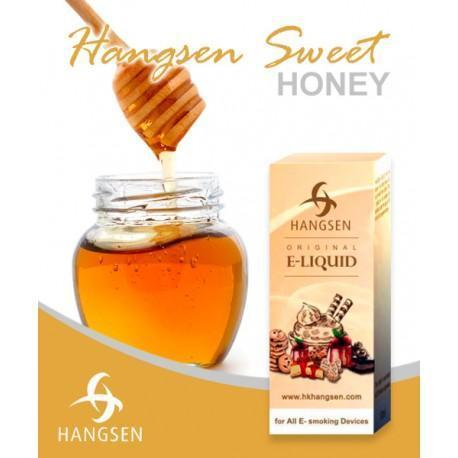 HANGSEN E-LIQUID Hangsen Honey E-Liquid - 10ml