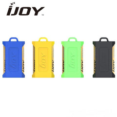 IJOY Silicone Case for Dual 20700 / 21700 Batteries-ACCESSORIES-IJOY-Black-Single-Voodoo Vape