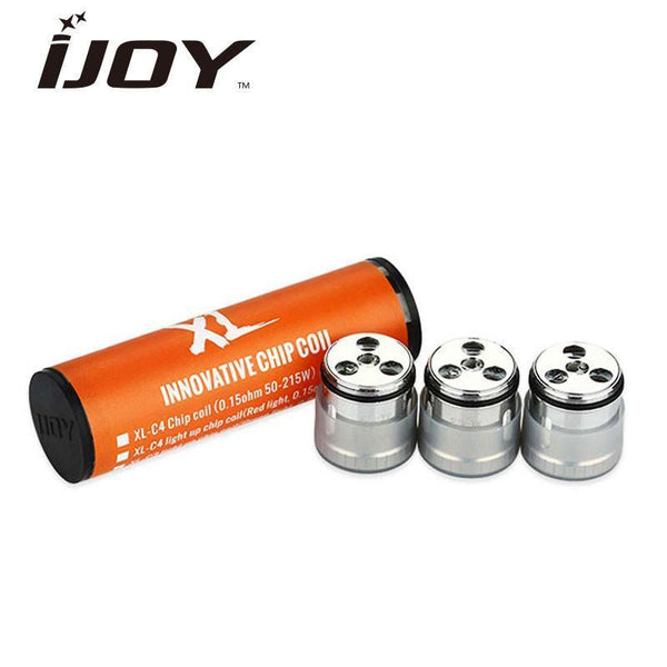 IJOY Authentic  IJOY Limitless XL Coils 0.2ohm XL-C3