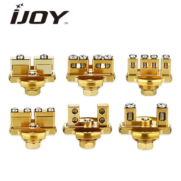 IJOY COMBO IMC-8, IMC-9 - Gold-plated Building Deck for IJOY COMBO RDTA Tank-coils-IJOY-IMC 9-Voodoo Vape