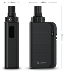 Joyetech AIO ProBox (All-in-One) Starter Kit - 3 Gloss Colours-kits-Joyetech-Black-Voodoo Vape